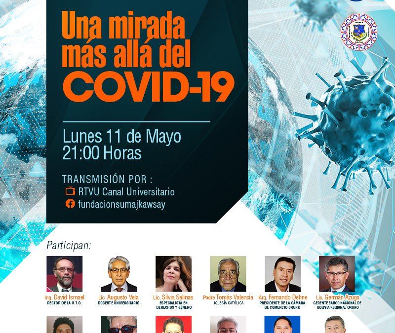 """CONSERVATORIO VIRTUAL """"Una Mirada más allá del COVID-19"""""""