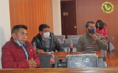Cámara de Comercio de Oruro presentó propuestas a Universidad Privada Oruro – UNIOR