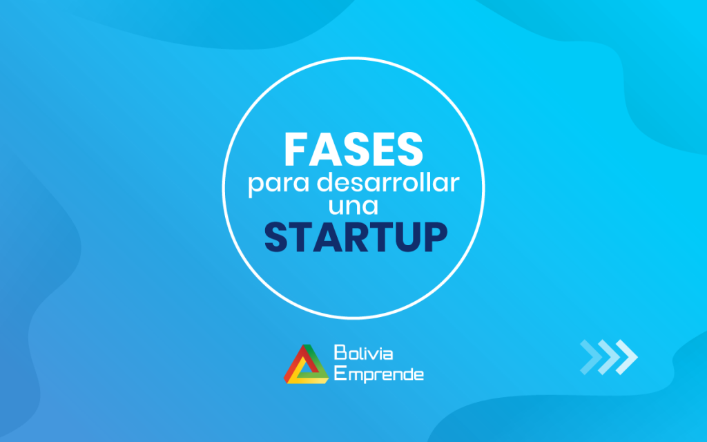 Conoce las fases para desarrollar una startup