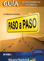 Guía de procedimientos Aduaneros (RÉGIMEN ESPECIAL)